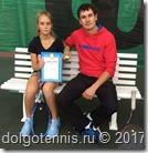 Лада Семёнова со своим тренером Никаноровым М.А.