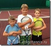 Витя Гребенцов, Филипп Гребенцов, Ваня Попов. ТЦ Долгопрудный, август 2014