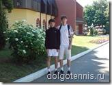 Летом на тренировочной базе Пялово. Июль 2011 г.