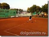 Никита на международном турнире ITF GMP CUP, Umag 2011