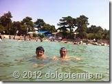 Умаг (Хорватия), июль 2012
