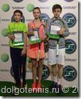 Егор Лебедев, Яна Киселёва, Данила Алдошкин - лучшие в группе сильнейших на клубном турнре школьников