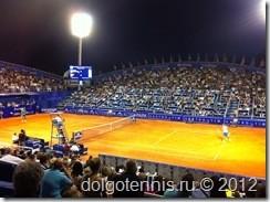 Теннисный турнир серии ATP Vegeta Croatia Open Umag.