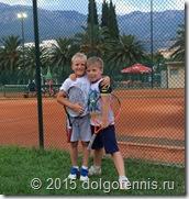 Первопроходцы: Тимофей Юрьев и Ваня Дубцов, Бечичи, Черногория, июль 2015