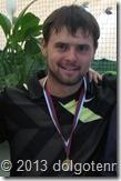 Рожнов Алексей Игоревич - старший тренер Дмитровской Теннисной Академии