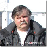 Рожнов Игорь Валентинович - старший тренер Дмитровской Теннисной Академии