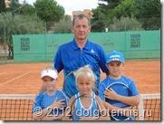 Александр Владимирович со своей командой