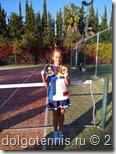 Лада Семёнова - финалистка турнира в Турции